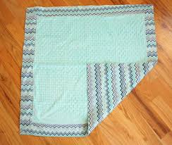 Simple and Quick 30 Minute Baby Blankets | Mitered corners ... & Baby crafts Adamdwight.com