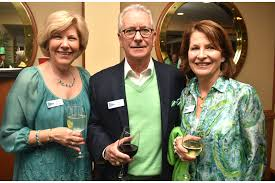 Bird Key cheers to St. Patrick's Day - Wendy Rhodes, Dennis DeWitt and  Yvonne LeGrande | Your Observer
