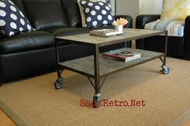 french industrial furniture. French Industrial Era Coffee Table / Cart $345 Http://vintageaz.blogspot. Furniture I