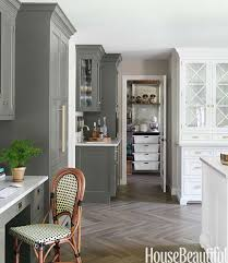 beautiful white kitchen cabinets: gray and white cabinets for kitchen