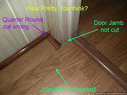 saw to cut door jambs amusing cut laminate flooring bad installation repair the joints are not