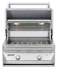 picture of twin eagles 30 inch gas grill with infrared rotisserie sear zone natural