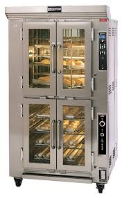 Airgas Vending Machines Amazing Doyon CAOP48G Circle Air Gas OvenProofer Combo With Revolving Racks