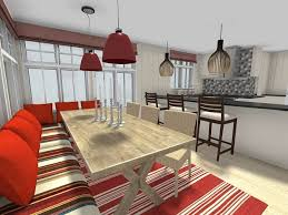 Eat In Kitchen Designs Cool Decorating