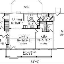 ranch house plans 1400 sq ft