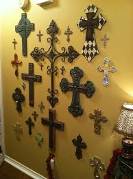 sensational design wall cross decor room decorating ideas enchanting crosses motif art horseshoe celtic rustic