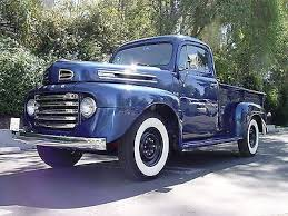 eBay: Ford: Other Pickups F3 1950 Ford F3 1 TON Long Bed Pickup ...
