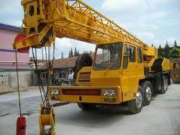 30 Ton Truck Crane