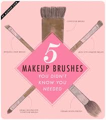 no makeup bag is plete without these brushes check here for a guide to face