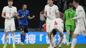 UEFA EURO 2020 Final, Italy vs England ...