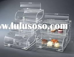 Cookie Display Stand bakery counter display cake display box cookie display box for 71