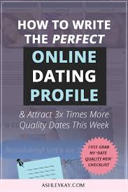 how to write online dating ad