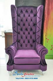 Kursi Sofa Santai Magic Purple