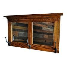 oak coat hanger mission mirror coat rack 3 hook oak wood stain rustic red door co oak coat hanger extraordinary wooden wall coat rack