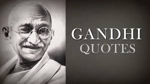 Famous Gandhi Quotes Impressive Inspiring Mahatma Gandhi Quotes On Peace Courage And Freedom ▷ YEN