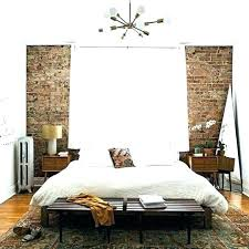 faux brick wall in bedroom brick wall bedroom brick wall in bedroom crushing on exposed brick faux brick wall