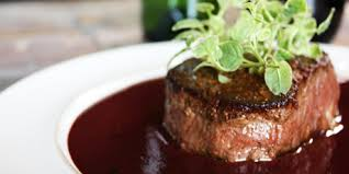 gourmet filet mignon dinner. Simple Filet Filet Mignon With Creamy Red Wine Sauce To Gourmet Dinner E