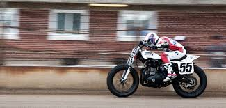 triumph flat track riders head to x games motorcycle