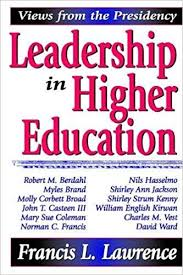 Leadership in Higher Education, Part 2: Myles Brand - Engineered