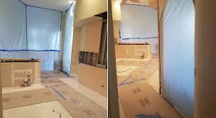 bathroom remodeling naples fl. Brilliant Bathroom How We Reduce Dust During A Renovation For Bathroom Remodeling Naples Fl