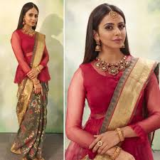 Blouse Half Sleeve Designs Images Half Sleeve Blouse Designs For Net Sarees