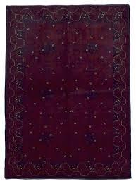 9x6 area rug vintage