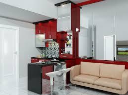 Small Bedroom Fridge Interior Of A 30sqm 320sqft 2 Bedroom Apartment In Indonesia