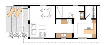 Small Picture Modern cabin plans