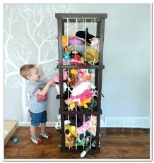 diy stuffed animal pacifier holder storage zoo cut components my toy ideas best instructions ran