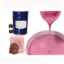 High Chemical Resistance Rtv 2 Liquid Silicone Rubber For Pu Resin Casting Buy Rtv 2 Liquid Silicone Silicone Rubber For Pu Resin Casting Liquid