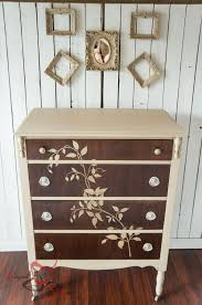 image stencils furniture painting. how to stencil on wood dressermaison blanchevintagefurniturepaint image stencils furniture painting n