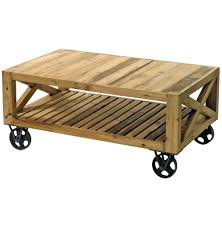 Mill Cart Coffee Table Small Industrial Coffee Tables 16 Remarkable Industrial Coffee