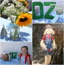 Wizard Of Oz Party Decorations How To Throw A Wizard Of Oz Party