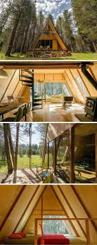 Best 25+ A frame cabin ideas on Pinterest | A frame house, A frame cabin  plans and A frame