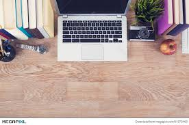 student desk top view. Simple Desk Student Top View Desk Hero Header With Desk Top View S