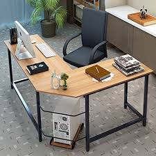 office desk cheap. fine cheap modern lshaped office desk by tribesigns  teak for cheap