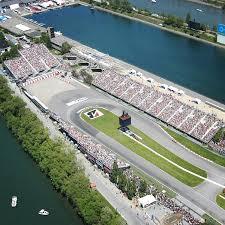 Circuit Gilles Villeneuve Parc Jean Drapeau