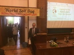 Факультет агробиологии и земельных ресурсов Участие ученых факультета в конференции world soil day