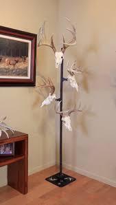 Skull Hooker Trophy Tree W 5 Brackets Customizable Display