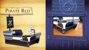 Pirate Bedroom Furniture Pirate Boat Theme Bedroom Furniture Set For Kids Children Bed