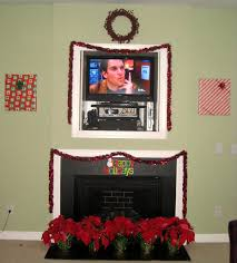 wanted was a tv niche above the fireplace i loved the idea of freeing up floor space and being able to hide the tv dvr vcr etc behind closed doors