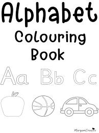 Printable phonics worksheets for kids. Alphabet Abc English Colouring Book Printable Preschool Etsy Phonics Kindergarten Phonics Worksheets Free English Worksheets For Kindergarten