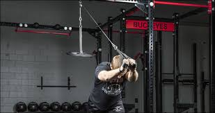spud inc lat tricep pulley
