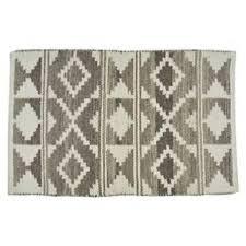 nate berkus hand woven accent rug gray cream 2 target