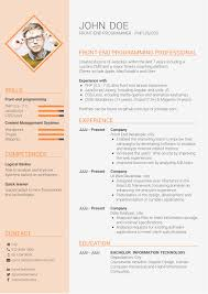 Skills Based Resume Template Write A Powerful Cv Summary How To Write A Cv Cv Template