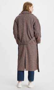 <b>Long Wool Coat</b> - Multi-color | <b>Levi's</b>® US