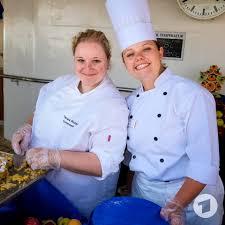 Küchenchefin Tamara Richter und... - Verrückt nach Meer | Facebook