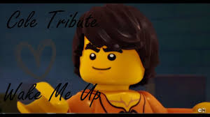 LEGO Ninjago   Cole Tribute