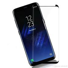 3d curved edge tempered glass screen protector for samsung galaxy s8 s8 plus case friendly explosion proof tempered glass screen protector