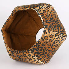 Leopard Decorative Balls The Cat Ball Cat Bed in Leopard The Cat Ball 95